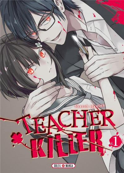 Couverture Teacher killer tome 1