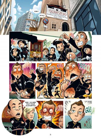 Page 3 Noob tome 13
