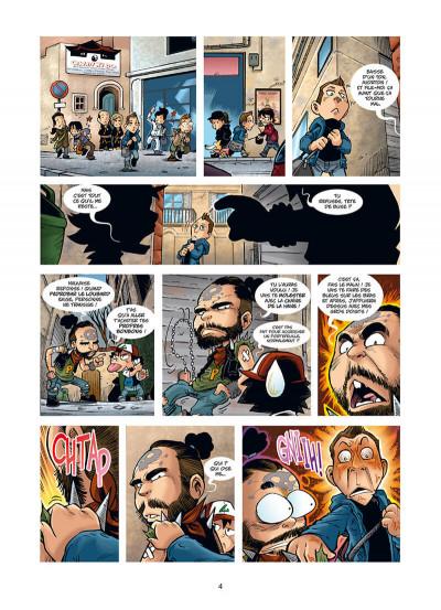Page 4 Noob tome 13