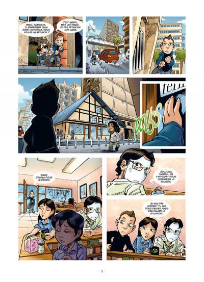 Page 5 Noob tome 13