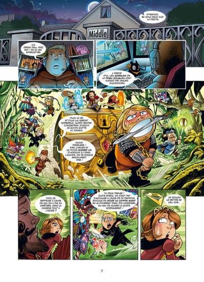 Page 7 Noob tome 13