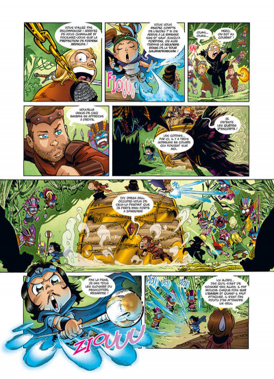 Page 8 Noob tome 13
