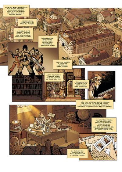 Page 2 Les archives de l'Okrane tome 1