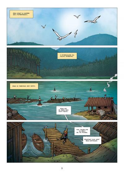 Page 3 Les archives de l'Okrane tome 1