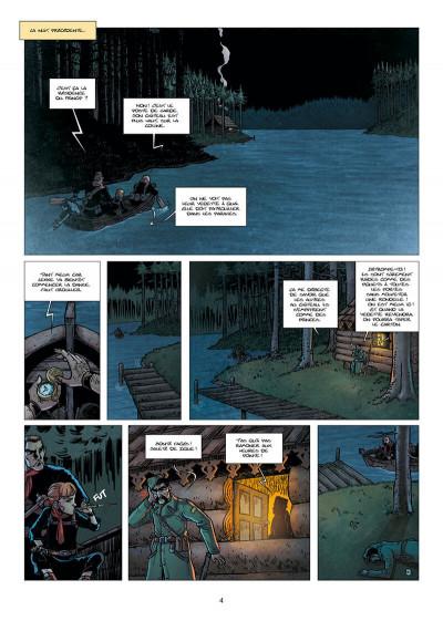 Page 4 Les archives de l'Okrane tome 1