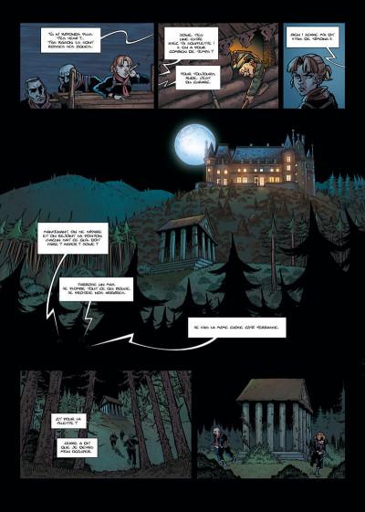 Page 5 Les archives de l'Okrane tome 1