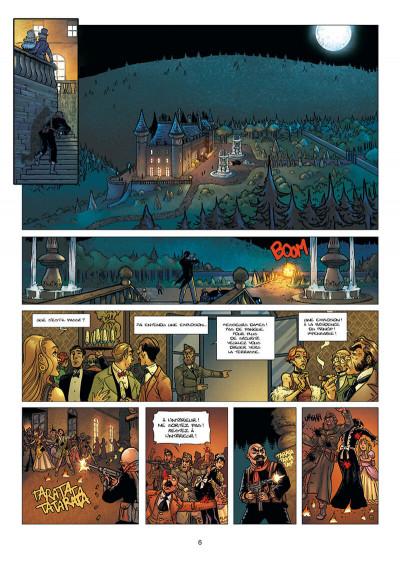 Page 6 Les archives de l'Okrane tome 1