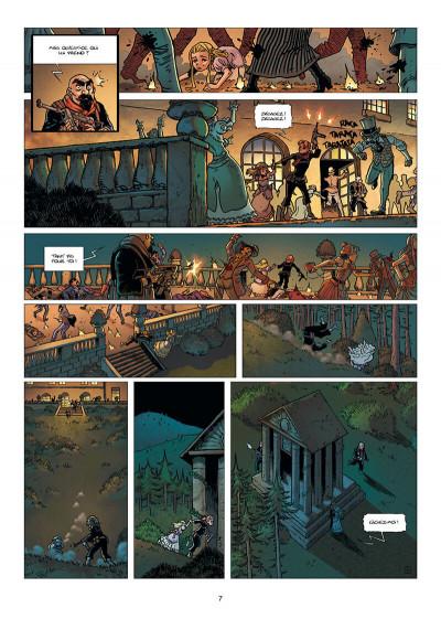 Page 7 Les archives de l'Okrane tome 1