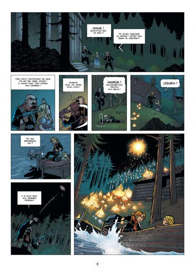 Page 8 Les archives de l'Okrane tome 1