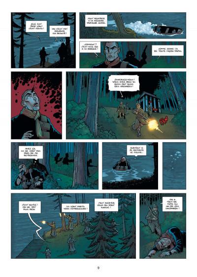 Page 9 Les archives de l'Okrane tome 1