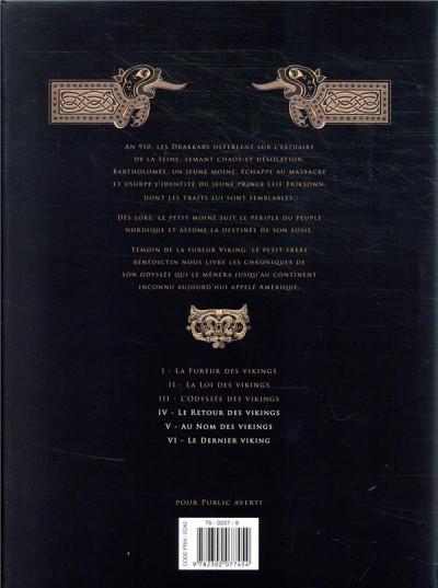 Dos Les chroniques barbares - intégrale tomes 4 à 6