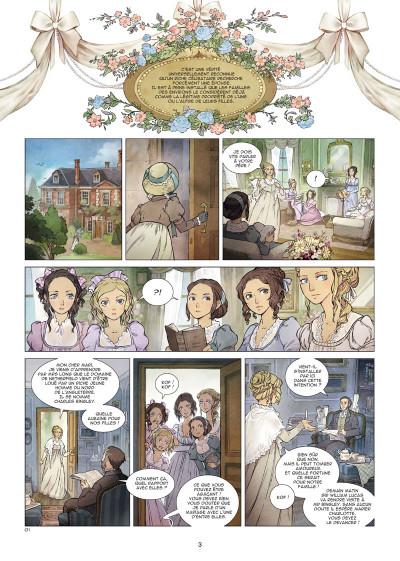 Page 1 Orgueil et préjugés tome 1