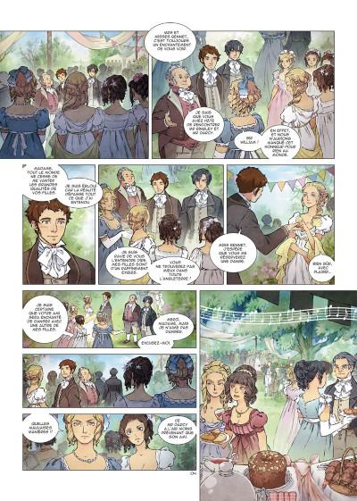 Page 4 Orgueil et préjugés tome 1