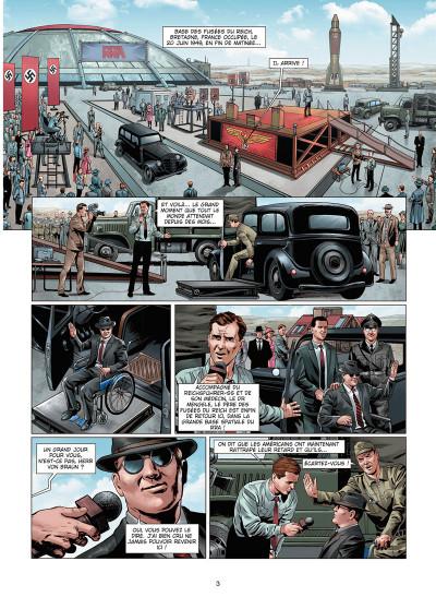 Page 1 Wunderwaffen présente Space Reich tome 4