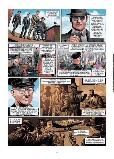 Page 2 Wunderwaffen présente Space Reich tome 4
