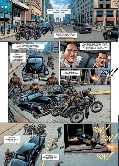 Page 4 Wunderwaffen présente Space Reich tome 4