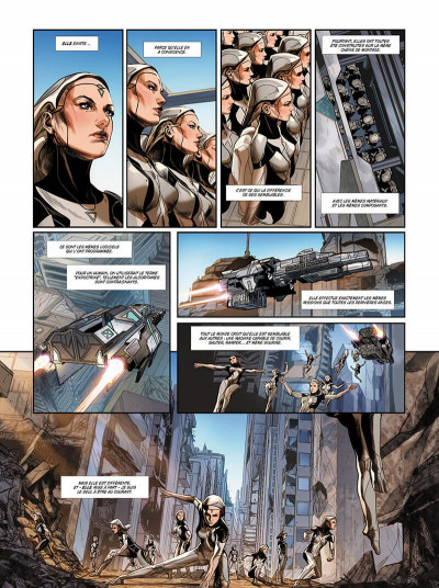 Page 4 Androides tome 7