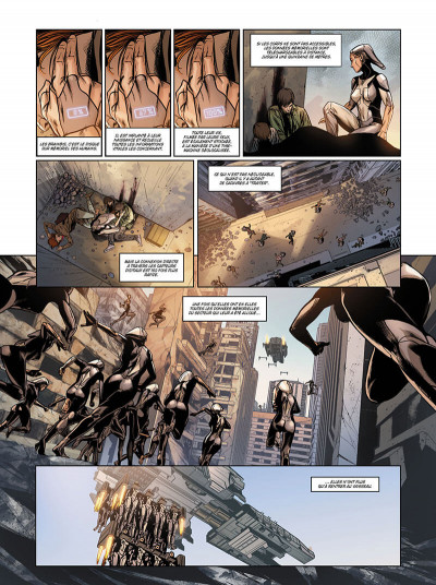 Page 6 Androides tome 7