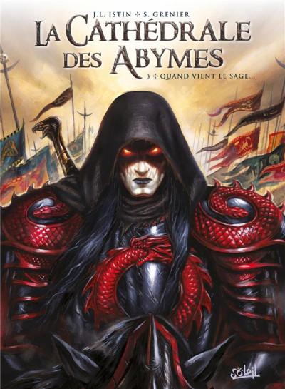 Couverture La cathédrale des abymes tome 3