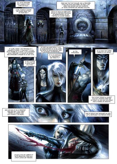 Page 4 La cathédrale des abymes tome 3
