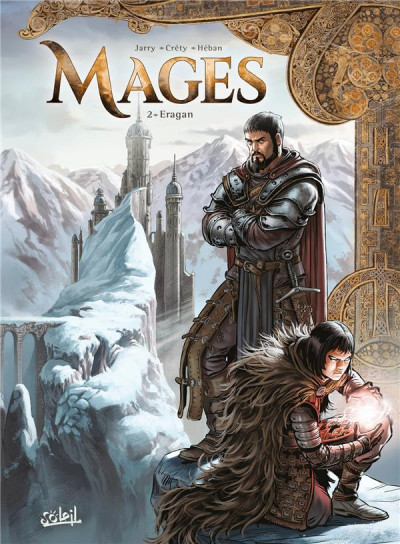 Couverture Mages tome 2