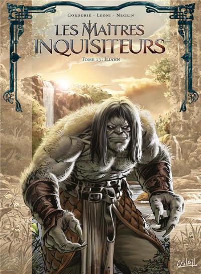 Couverture Les maîtres inquisiteurs tome 13
