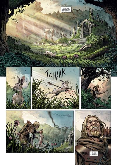 Page 1 Les maîtres inquisiteurs tome 13