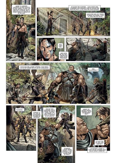 Page 3 Les maîtres inquisiteurs tome 13