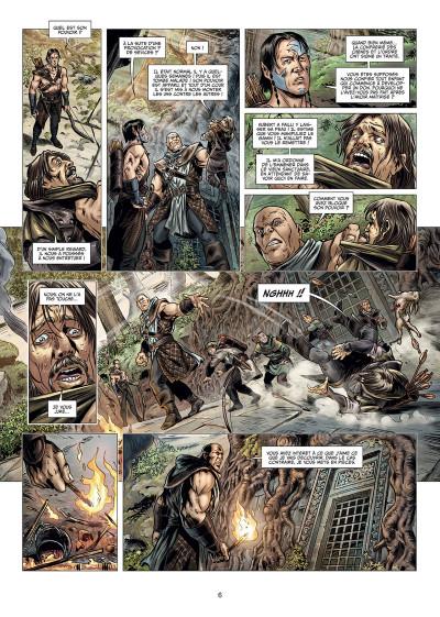 Page 4 Les maîtres inquisiteurs tome 13