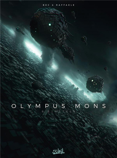 Couverture Olympus mons tome 6