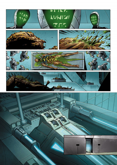 Page 4 Olympus mons tome 6