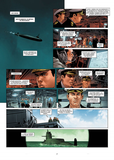 Page 7 Olympus mons tome 6