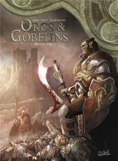 Couverture Orcs & gobelins tome 7