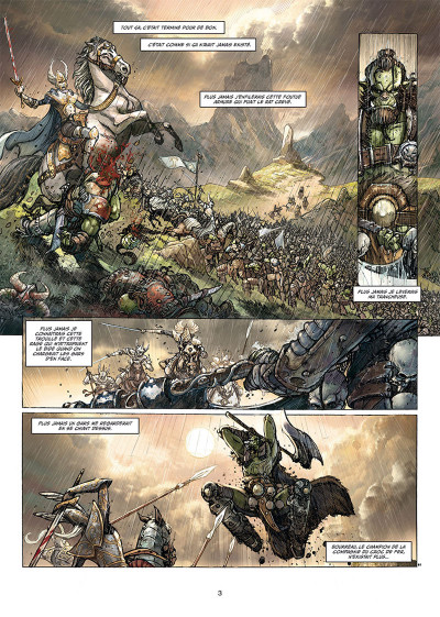 Page 1 Orcs & gobelins tome 7