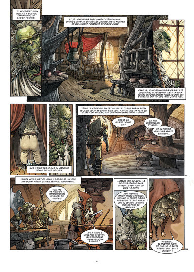 Page 2 Orcs & gobelins tome 7