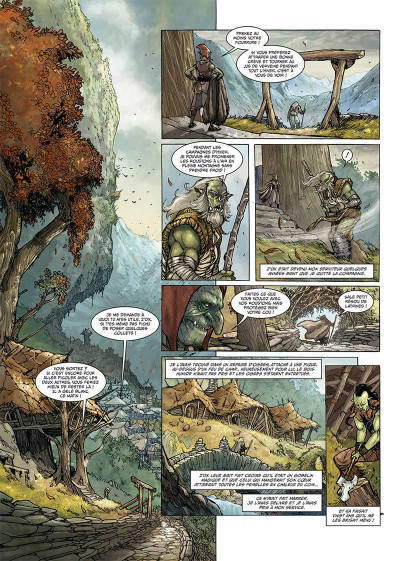 Page 3 Orcs & gobelins tome 7