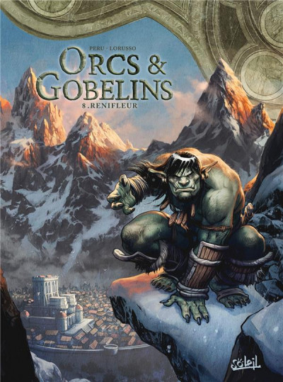 Couverture Orcs & gobelins tome 8