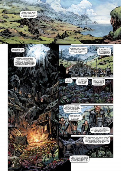 Page 3 Orcs & gobelins tome 8