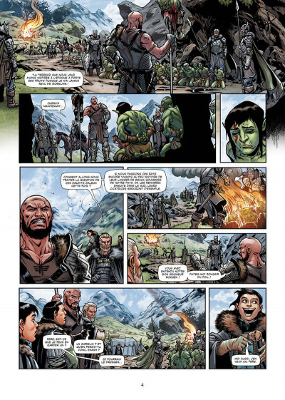 Page 4 Orcs & gobelins tome 8