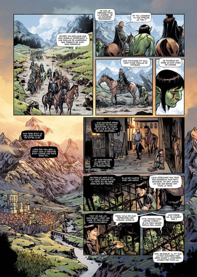 Page 5 Orcs & gobelins tome 8