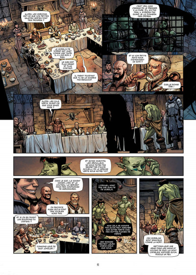 Page 6 Orcs & gobelins tome 8