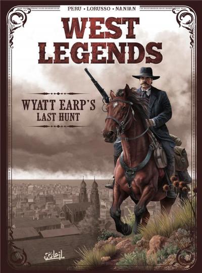 Couverture West legends tome 1