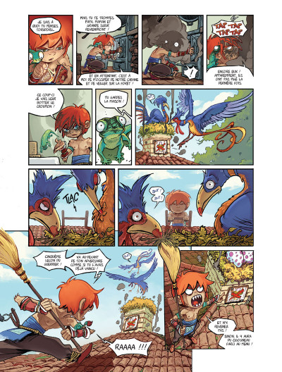 Page 3 Azaqi tome 1