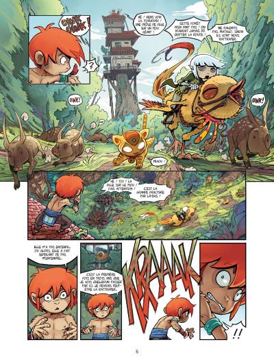 Page 4 Azaqi tome 1