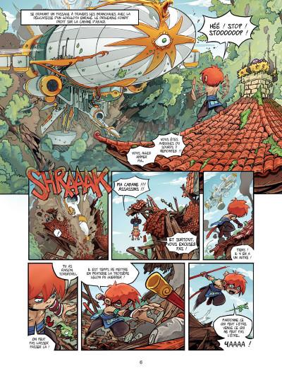 Page 5 Azaqi tome 1