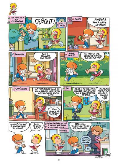 Page 3 Les p'tits diables tome 28