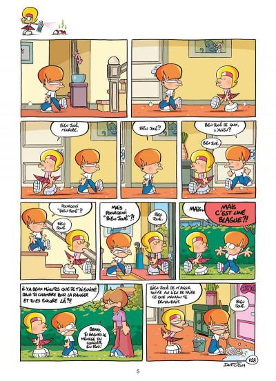 Page 5 Les p'tits diables tome 28