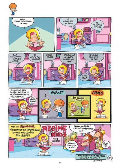 Page 6 Les p'tits diables tome 28