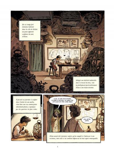Page 1 Le boiseleur tome 1