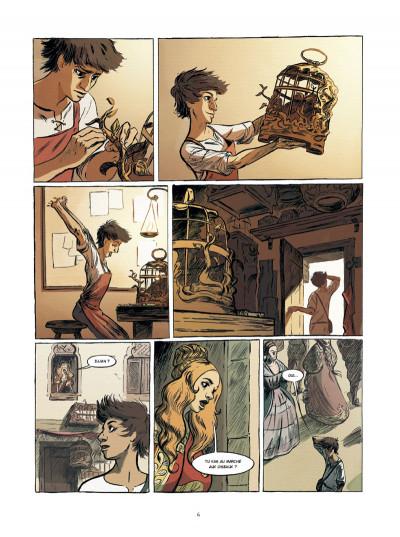 Page 2 Le boiseleur tome 1